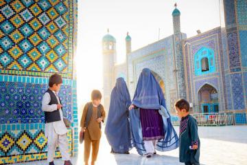 Afghanistan bình yên và nồng ấm qua ống kính của du khách