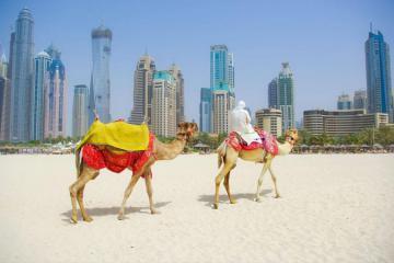 6 ngày trải nghiệm xứ sở xa hoa Dubai, Abu Dhabi giá chỉ 21,9 triệu đồng