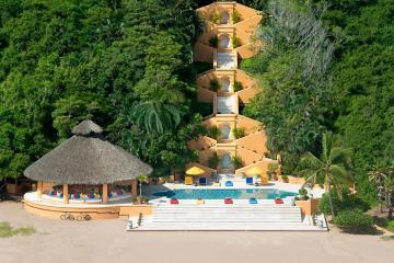 Cung điện Moorish Casa Cuixmala - thiên đường nghỉ dưỡng mới lạ ở Mexico