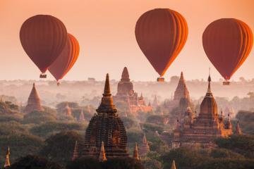 Bây giờ là lúc khám phá Myanmar - vùng đất còn chứa nhiều điều bí ẩn của Đông Nam Á