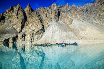 9 thiên đường du lịch đẹp hút hồn ở Pakistan