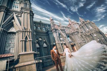 'Lạc giữa trời Tây' ở giáo xứ Hưng Nghĩa Nam Định đẹp tựa lâu đài Hogwart