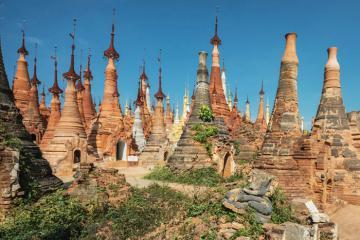 Khám phá một góc lạ khi du lịch Myanmar