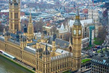 Phát hiện lối đi bí mật có từ thế kỷ 17 trong tòa nhà Hạ viện Anh
