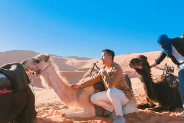 Hành trình du lịch Châu Phi cực kỳ thú vị của Travel Blogger Lý Thành Cơ