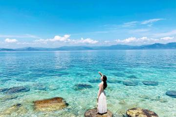 'Nhuộm da nâu' ở 4 hòn đảo mang tên Cù Lao đẹp ngỡ ngàng ở Việt Nam