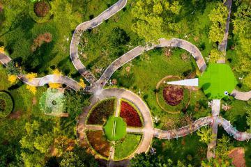 'Quẩy banh nóc' khu du lịch Đảo Ngọc Xanh Phú Thọ