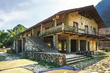 Vẻ đẹp độc đáo làng đá cổ Khuổi Ky, Cao Bằng