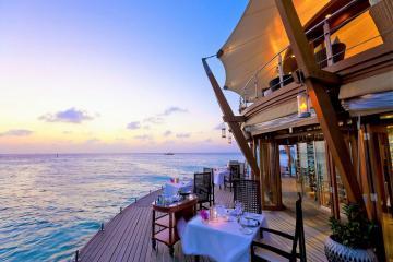 Khó lòng bỏ qua những nhà hàng nổi tiếng thế giới có cảnh hoàng hôn đẹp mê hồn