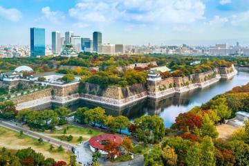 Osaka - Nhật Bản dẫn đầu danh sách những thành phố đắt đỏ nhất thế giới năm 2020