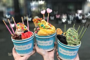 Đóng băng mùa hè với những quán kem ngon lạ nhất Sài Gòn