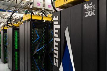 Hỗ trợ từ siêu máy tính mạnh nhất thế giới trong việc chống lại đại dịch Covid-19