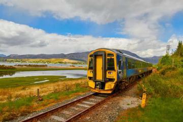 Khám phá Scotland suốt cả tuần dài, với vé xe lửa 'trọn gói'