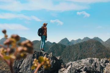 Rừng hoa đá độc đáo ở Thành Ma Tủng Hà Giang