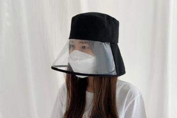 Thực hư việc mũ chống giọt bắn ngăn ngừa nhiễm Covid-19 hoàn toàn