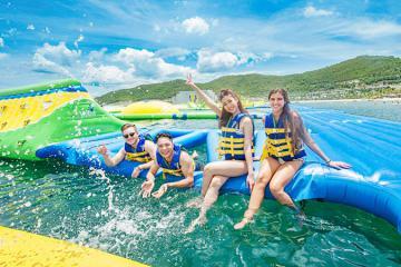 Du lịch 'chanh sả' ở Phú Quốc, nghỉ dưỡng tại Vinpearl Resort giá chỉ 3,9 triệu đồng
