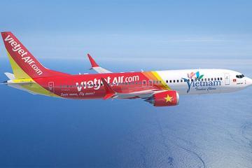 Vietjet Air giảm 70% giá vé cho tất cả đường bay trong nước và quốc tế