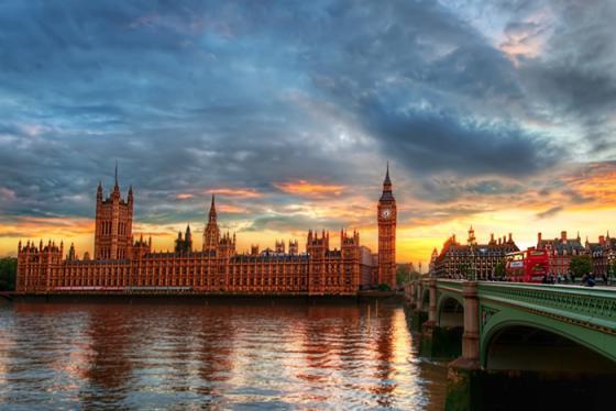 Làm gì ở London để lấy lại sự thanh thản và bình yên