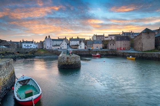 Sục sạo tìm kiếm món hải sản ngon nhất Scotland
