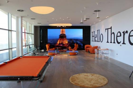 Trải nghiệm cảm giác 'cực khoái' trong nhà ga VIP ở Dubai chỉ dành cho giới siêu giàu