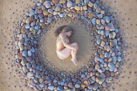 Những tuyệt tác được tạo ra bởi các bậc thầy xếp đá
