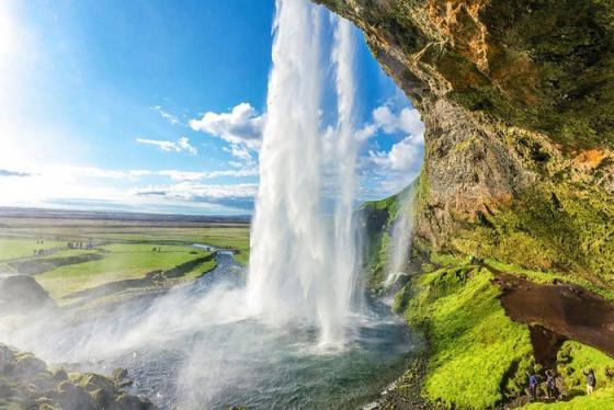 Bật mí những địa điểm du lịch Iceland 'đẹp như tiên cảnh'