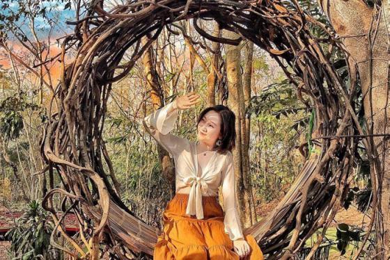 Khu bảo tồn Troh Bư 'đốn tim' với hơn 200 loại lan rừng quý hiếm