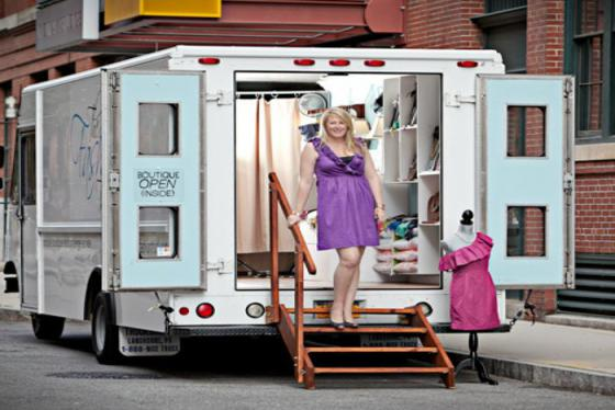 Fahion Trucks – những xe tải thời trang 'du hành' trên đất Mỹ