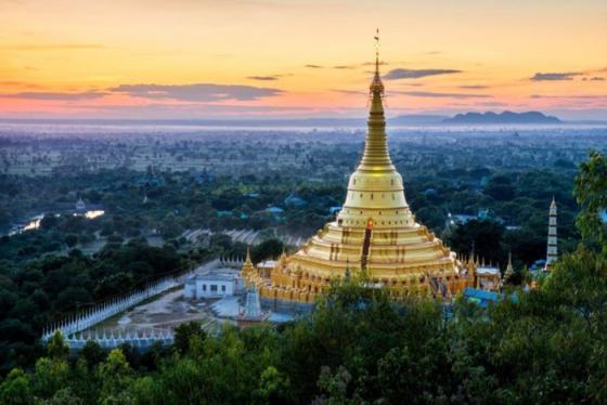 Mách nhỏ cho những người du lịch Myanmar: 10 vùng đất linh thiêng nhất