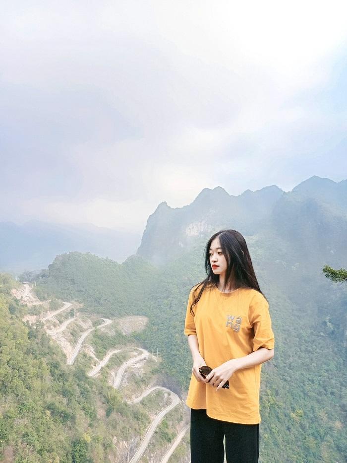 Cao Bang 15-storey pass