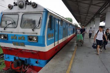 Quảng Nam đề xuất tạm dừng vận chuyển khách qua đường sắt đến 15/4