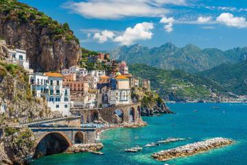 'Đi trốn' ở những địa điểm du lịch nổi tiếng châu Âu