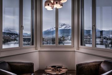 Khách sạn Thụy Sĩ tung gói cách ly xa xỉ kèm xét nghiệm nCov tận phòng