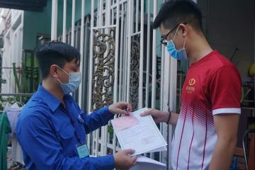 Chính quyền Đà Nẵng ship giấy tờ cho người dân trong thời gian cách ly toàn xã hội