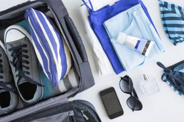 Khử trùng phụ kiện du lịch đúng cách sau chuyến đi để phòng dịch Covid-19