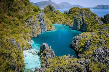 Lonely Planet bình chọn 14 kỳ quan nước đẹp nhất thế giới