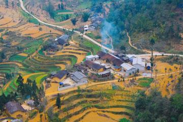 Thử một lần đi lạcđến 3 ngôi làng vùng cao đẹp như tranh ở Việt Nam