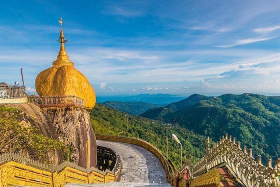 Vãn cảnh 5 đền chùa đáng kinh ngạc nhất châu Á