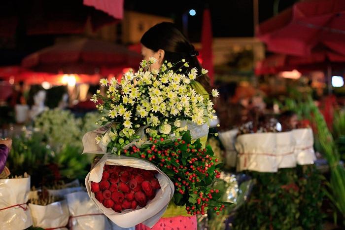 địa điểm chụp hoa loa kèn hà nội