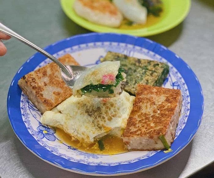 Bánh người Hoa ở Sài Gòn