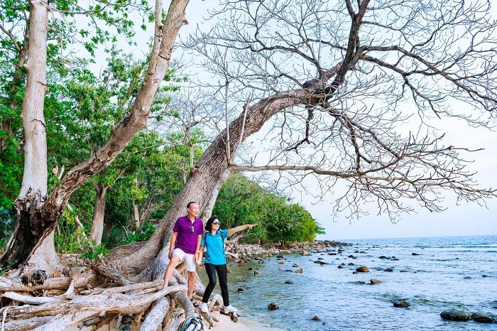 Đảo Thổ Chu – quần đảo ít người biết ở Kiên Giang