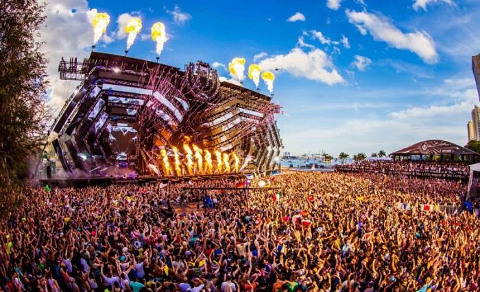 Cháy hết mình cùng với những lễ hội âm nhạc lớn nhất thế giới