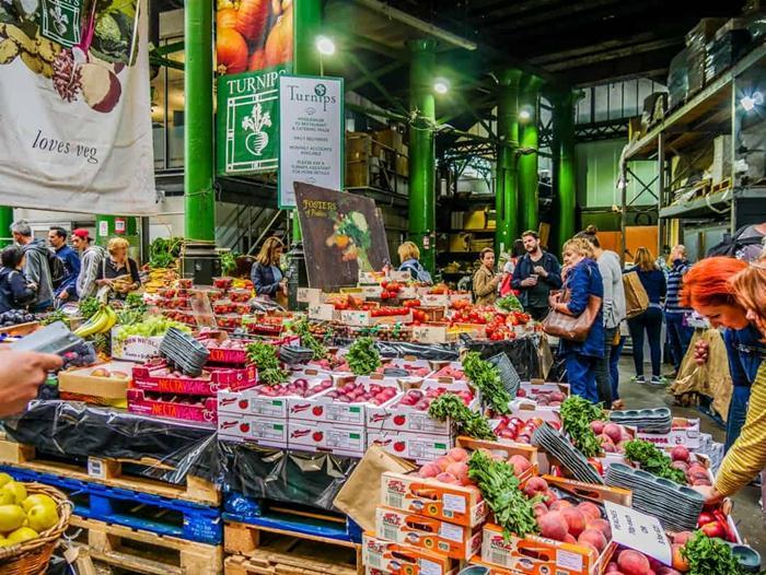 9 marchés alimentaires les plus dynamiques au monde