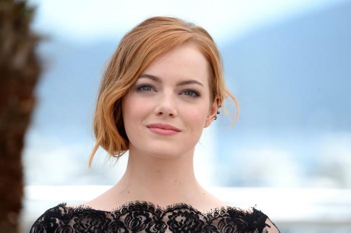 Bí quyết chăm sóc tóc của Emma Stone