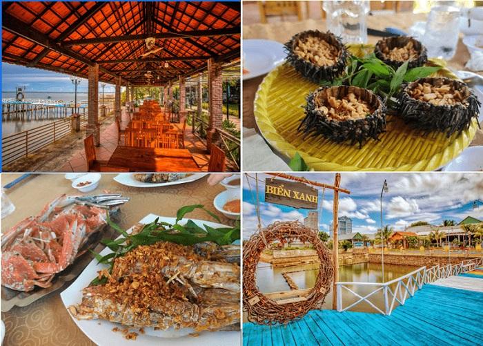 quán ăn trưa ngon ở phú quốc