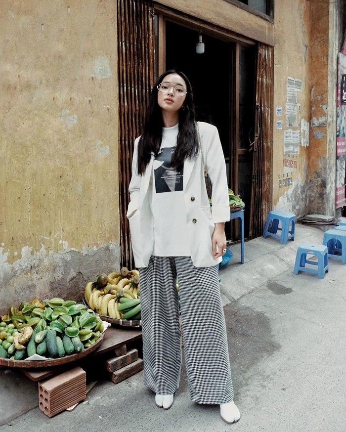 Học Chipu, Châu Bùi và dàn sao Việt cách diện quần ống rộng dễ 'kết thân' với mọi phong cách