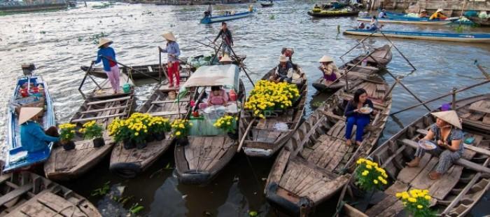 du lịch cần thơ: Đáng chú ý nhất chính là việc du lịch Cần Thơ đã xác định trọng tâm về sản phẩm du lịch.