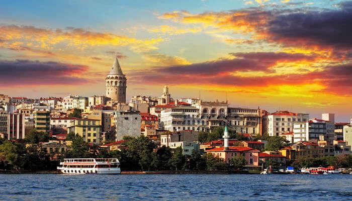Istanbul là điểm đến du lịch Thổ Nhĩ Kỳ tháng 7