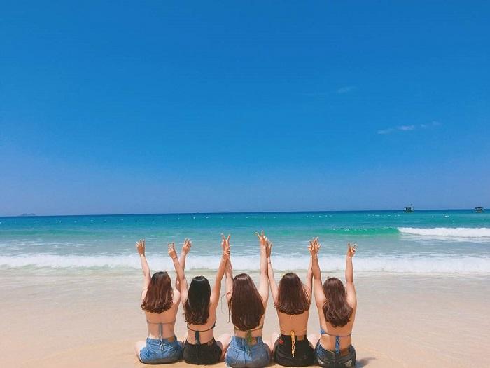 Du lịch bãi biển Đồi Dương Phan Thiết tắm biển, vui chơi và ngắm hoàng hôn