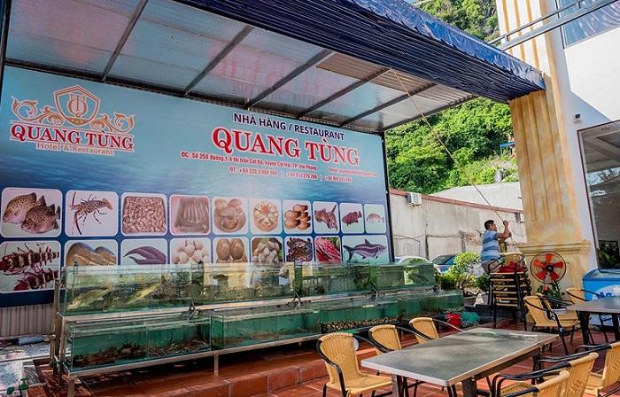 Du lịch đảo Cát Bà ăn gì ngon?